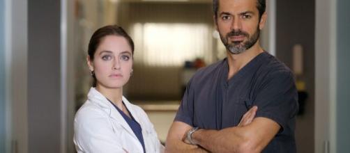 Doc-nelle tue mani, spoiler del 9 aprile: Andrea Fanti commette un errore a causa dell'amnesia.