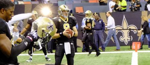 Drew Brees made nine Pro Bowls in the decade. [Image Source: Flickr | KC Express]
