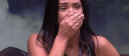 Ivy foi detonada por famosos após falas supostamente racistas terem sido divulgadas. (Reprodução/TV Globo)