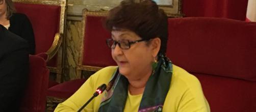 La ministra Bellanova e il decreto liquidità.