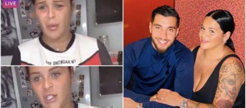 La Villa 5 : Une énorme dispute éclate entre Sarah Fraisou et Ahmed durant un live Instagram.