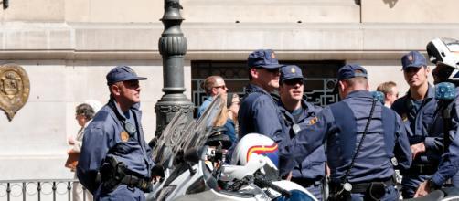 Las medidas de confinamiento son supervisadas por las instituciones policiales españolas. - wikimedia.org
