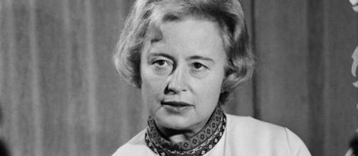 L'astrofisica angloamericana Margaret Burbridge