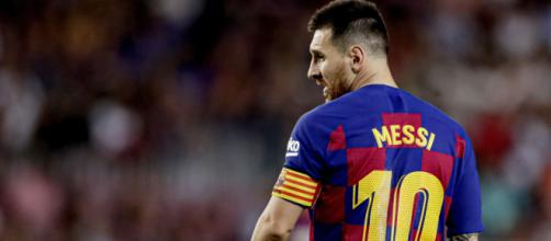 L'Inter sogna l'arrivo di Leo Messi