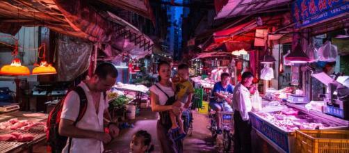 Los mercados de China, epicentro de un brote letal