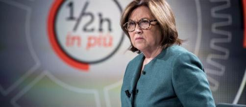 Lucia Annunziata ricoverata allo Spallanzani: presenta febbre e difficoltà respiratorie.