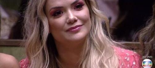 Marcela é a 12ª eliminada do 'BBB20'. (Reprodução/TV Globo)