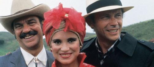 Muitas novelas da Rede Globo ficaram conhecidas por suas personagens peruas. (Arquivo Blasting News)