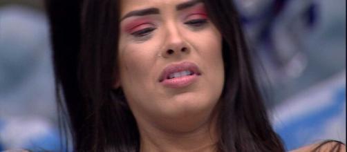 """No """"BBB20"""", Ivy detona Babu, dizendo que o participante é bruto e grosso. (Reprodução/TV Globo)"""