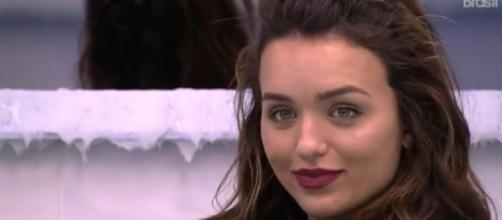 Rafa conversa com sisters no 'BBB20'. (Reprodução/TV Globo)