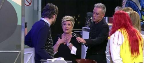 Terelu Campos en su última intervención en 'Sálvame diario'