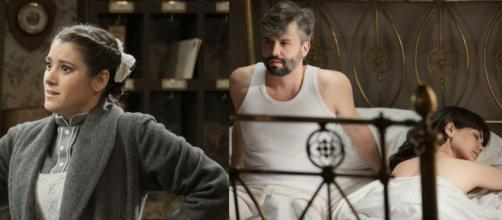 Una Vita, trame puntate spagnole: Felipe accusato di abuso da Laura, Izem vuole sposare Casilda.