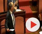 Il leghista Bagnai attacca il Governo durante il dibattito sul Cura Italia