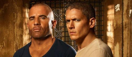 """5 personagens de """"Prision Break"""" antes e depois da série e por onde eles andam. ( Arquivo Blasting News )"""