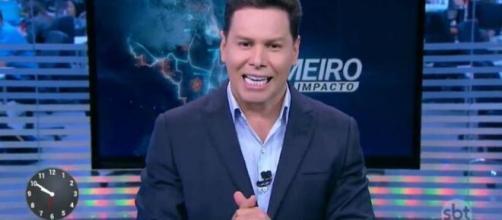 Após fala polêmica, Marcão do Povo é suspenso do SBT. (Reprodução/SBT)