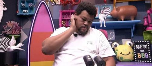 Babu no confessionário do 'BBB20'. (Reprodução/TV Globo)