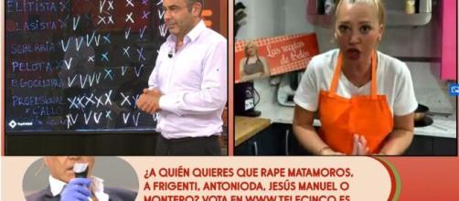 Belén Esteban 'linchada' por sus compañeros en 'Sálvame'