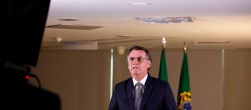 Bolsonaro pede, novamente, fim do isolamento social. (Arquivo Blasting News)