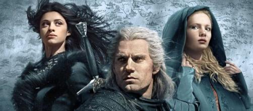 Cinco personagens e seus atores de The Witcher. (Arquivo Blasting News)