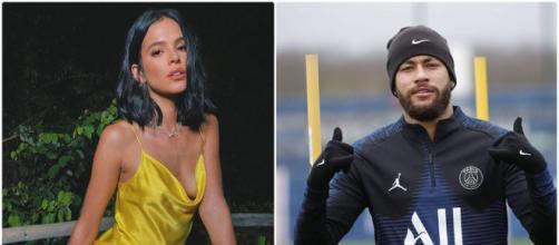 Internautas apontam indiretas de Marquezine para Neymar na live de Marília Mendonça. (Arquivo Blasting News)