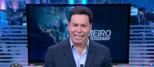 Marcão do Povo causa polêmica ao pedir a Jair Bolsonaro campo de concentração. (Reprodução/SBT)