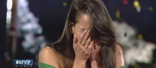 Paola Di Benedetto ha vinto la quarta edizione del GF Vip