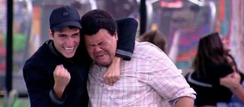 Prior disse estar com saudades de Babu após deixar o 'BBB'. (Reprodução/ TV Globo).
