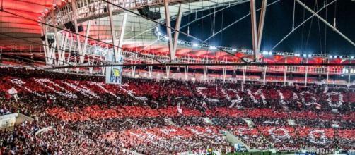 Torcida do Flamengo segue como a maior do Brasil. (Arquivo Blasting News)