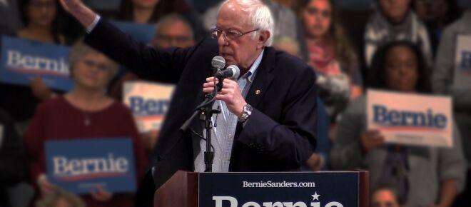 Bernie Sanders suspends campaign, makes America a safer place