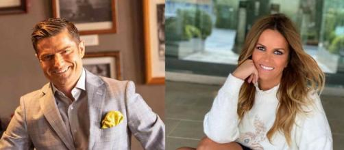 Así ha sido el tenso reencuentro de Alfonso Merlos y Marta López ... - magazinespain.com