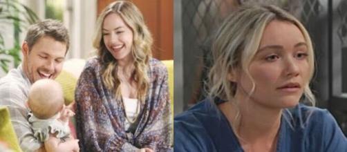 Beautiful, anticipazioni Usa: Hope taglia i ponti con Flo dopo aver ritrovato Beth.