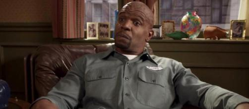 Julius foi interpretado por Terry Crews. (Reprodução/CBS Television)