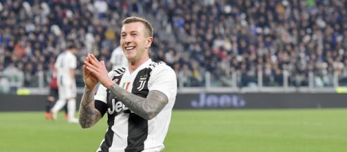 Federico Bernardeschi potrebbe lasciare la Juventus.