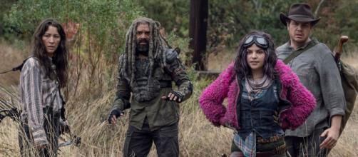 'The Walking Dead' teve grande repercussão em suas primeiras temporadas. (Arquivo Blasting News)