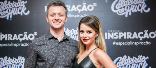 Após sucesso de live com Junior, Sandy fará apresentação com o marido Lucas Lima. (Arquivo Blasting News)