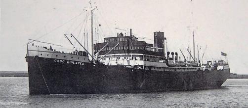 El 'Cabo Quilates' fue una cárcel flotante en la ría de Bilbao durante la Guerra Civil