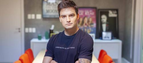 Felipe Neto deixa de seguir famosos e faz criticas. (Arquivo Blasting News)
