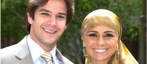 Giovanna Antonelli se destacou com a personagem Jade. (Reprodução/TV Globo)