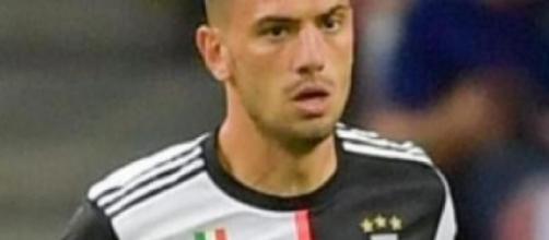 Mehdi Demiral, difensore della Juventus.