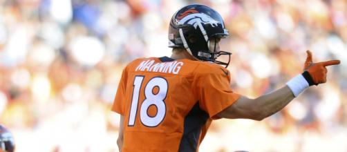 Peyton Manning was a five-time MVP. [Image Source: Flickr | Jason]