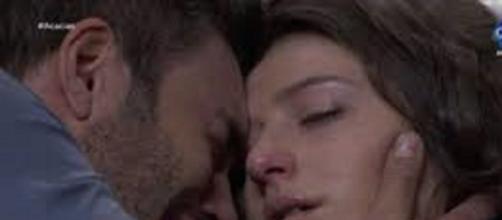 Una vita, anticipazioni Spagna: Lucia muore lasciando erede Telmo.