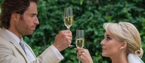 Angelique Boyer e Sebastián Rulli não planejam se casar. (Reprodução/Instagram/@tvynovelasmex)