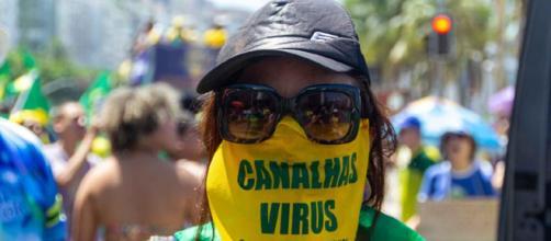 Bolsonaristas debocham de vítimas de coronavírus. (Arquivo Blasting News)