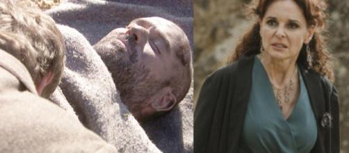 Il Segreto, spoiler spagnoli: Isabel accusata del decesso di Cosme, Damian giura vendetta.