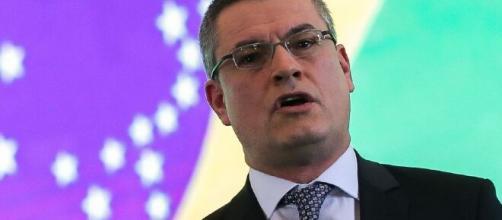 Maurício Valeixo depõe em investigação contra Bolsonaro. (José Cruz/Agência Brasil)