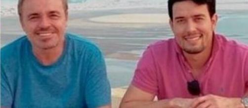 Namorado de Gugu Liberato, Thiago Salvático, revela as intimidades do casal em entrevista para o colunista Leo Dias. (Reprodução/Instagram)
