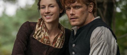 """Outlander"" está disponível na Netflix. (Reprodução/Netflix)"