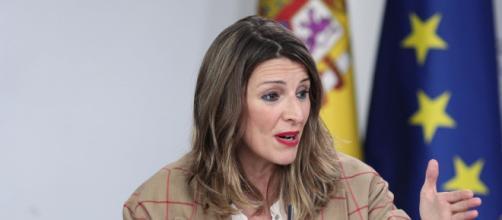 Yolanda Díaz suaviza las condiciones de los ERTEs