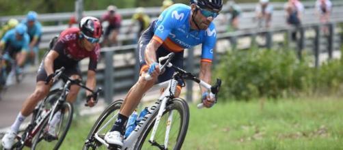 Alejandro Valverde, ciclista spagnolo