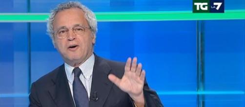 Enrico Mentana attacca gli hater sul caso Silvia Romano.